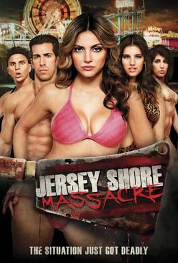 Постер фильма Резня на пляже в Джерси (2014)