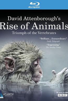 Постер фильма Восстание животных: Триумф позвоночных (2013)