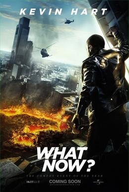 Постер фильма Кевин Харт: Что теперь? (2016)