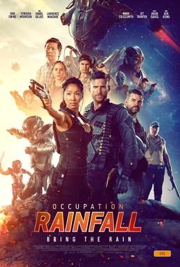 Постер фильма Оккупация: миссия «Дождь» (2020)