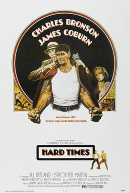 Постер фильма Тяжелые времена (1975)