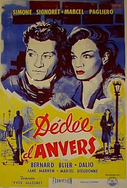 Постер фильма Деде из Антверпена (1948)