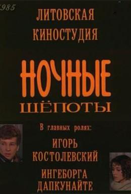 Постер фильма Ночные шепоты (1985)