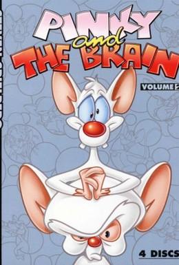 Постер фильма Пинки и Брейн (1995)