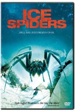 Постер фильма Ледяные пауки (2007)