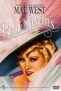 Постер фильма Первая красавица XIX века (1934)