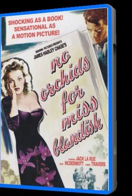 Постер фильма Нет орхидей для мисс Блэндиш (1948)