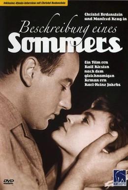 Постер фильма Хроника одного лета (1963)