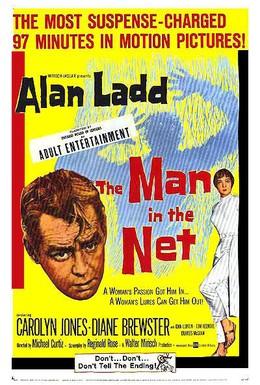Постер фильма Человек в сети (1959)