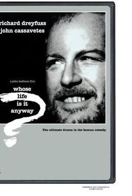 Постер фильма Чья это жизнь в конце концов? (1981)