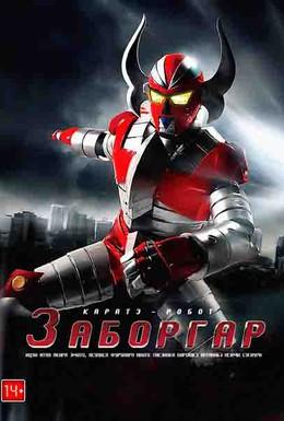 Постер фильма Робот Заборгар (2011)