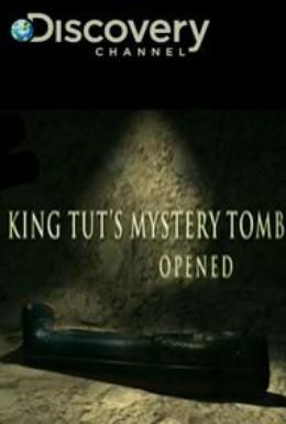 Постер фильма Раскрытие загадки могилы короля Тута (2006)