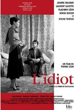 Постер фильма Идиот (2008)