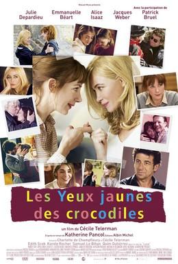 Постер фильма Желтоглазые крокодилы (2014)