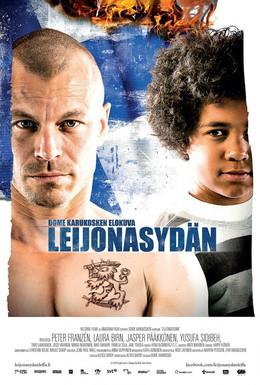 Постер фильма Сердце льва (2013)