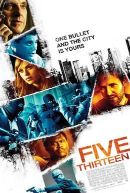 Постер фильма Пять тринадцать (2013)