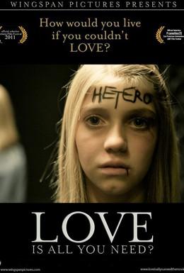 Постер фильма Всё, что нужно – любовь? (2011)
