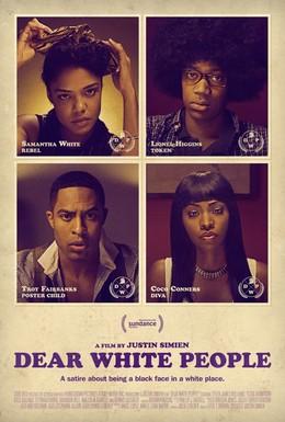 Постер фильма Уважаемые белые люди (2014)