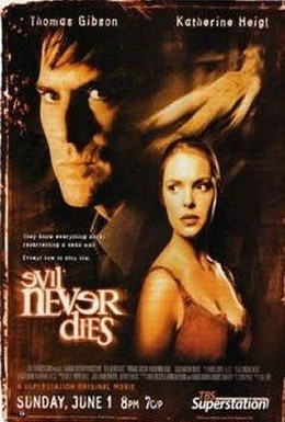 Постер фильма Зло бессмертно (2003)