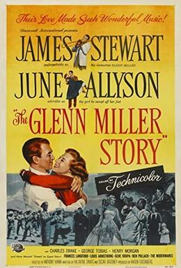 Постер фильма История Гленна Миллера (1954)