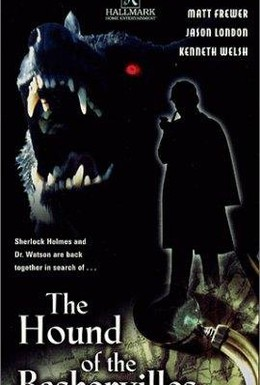 Постер фильма Собака Баскервилей (2000)