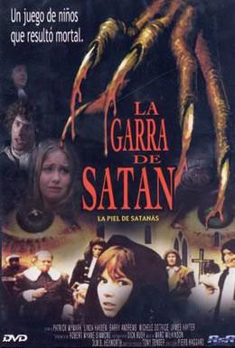 Постер фильма Обличье сатаны (1971)