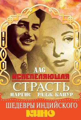Постер фильма Испепеляющая страсть (1948)