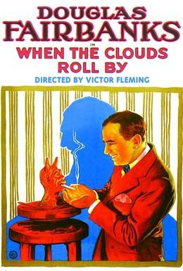 Постер фильма Когда разойдутся тучи (1919)