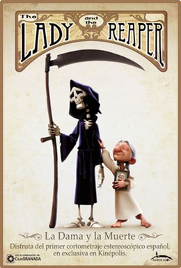 Постер фильма Женщина и смерть (2009)