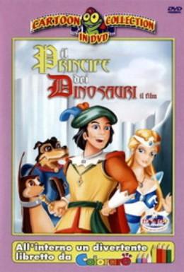 Постер фильма Принц динозавров (2002)