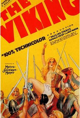 Постер фильма Викинг (1928)