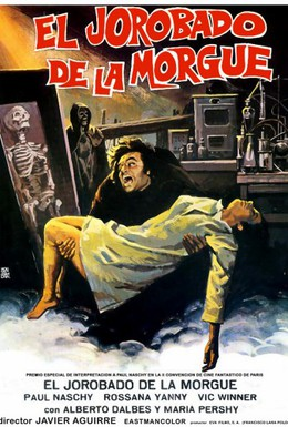 Постер фильма Горбун из морга (1973)