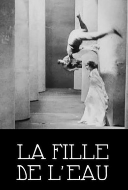 Постер фильма Дочь воды (1925)