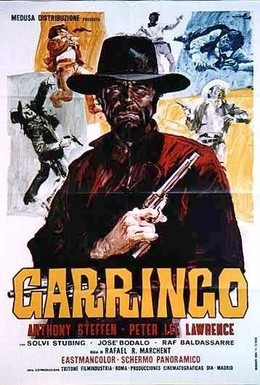 Постер фильма Гарринго (1969)