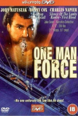 Постер фильма Отряд одного (1989)