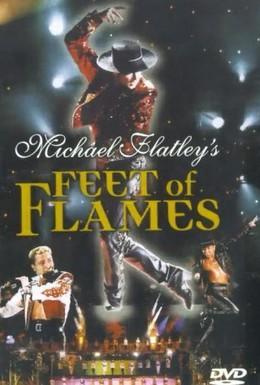 Постер фильма Огненные ноги (1998)