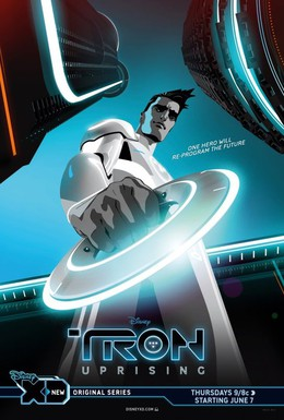 Постер фильма Трон: Восстание (2012)
