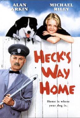 Постер фильма Гек возвращается домой (1996)
