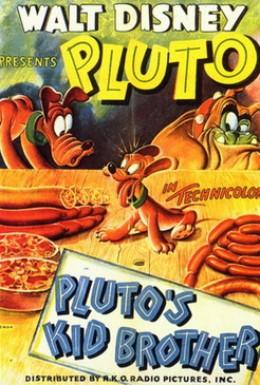Постер фильма Младший брат Плуто (1946)