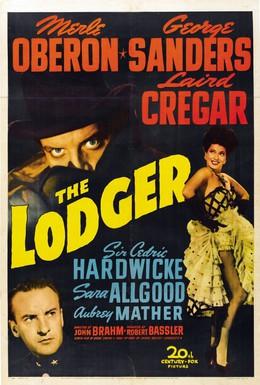 Постер фильма Жилец (1944)