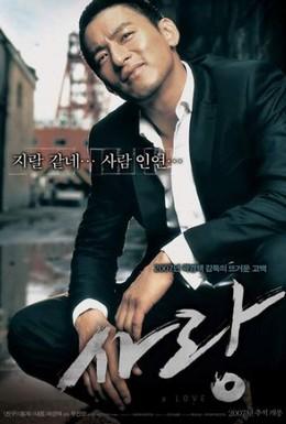 Постер фильма Любовь (2007)