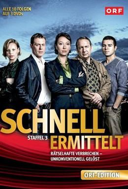 Постер фильма Дело ведёт Шнель (2010)