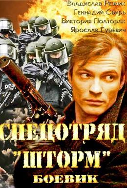 Постер фильма Спецотряд Шторм (2013)