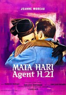 Мата Хари, агент Х21 (1964)