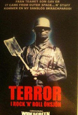 Постер фильма Наци зомби. Ужас. Фашистский рок-н-ролл (2001)
