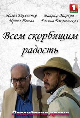 Постер фильма Всем скорбящим радость (2013)
