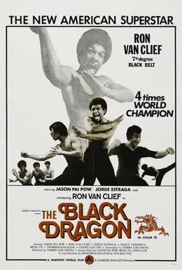 Постер фильма Чёрный Дракон (1974)