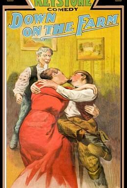 Постер фильма Внизу на ферме (1920)