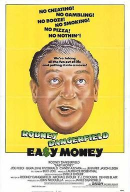 Постер фильма Легкие деньги (1983)