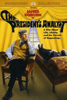 Постер фильма Психоаналитик президента (1967)